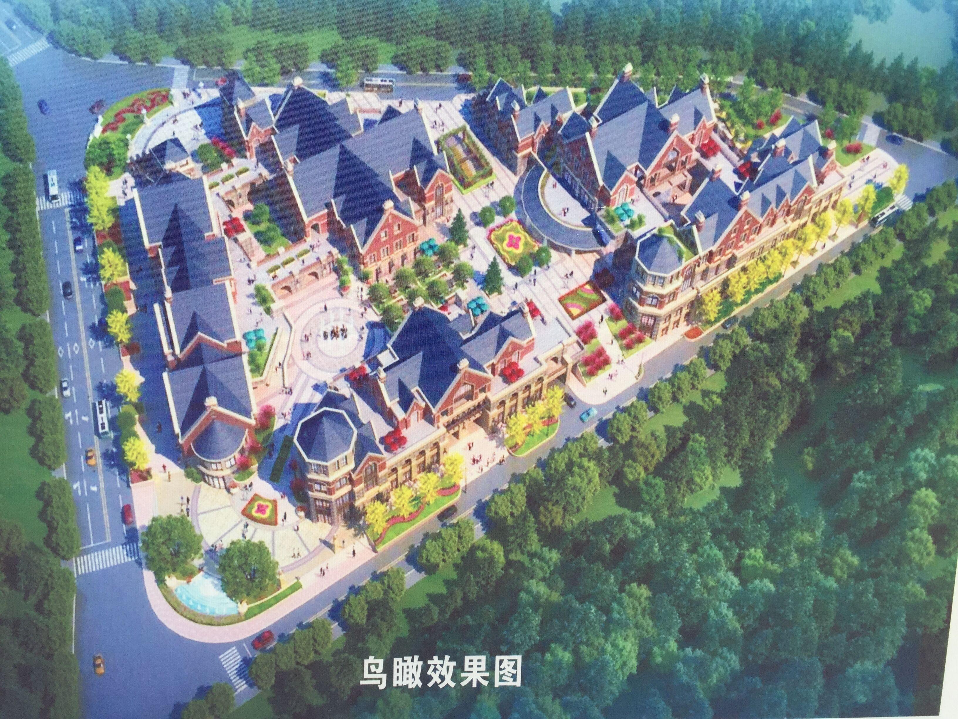 武隆县仙女山农贸城400KW康明斯机组