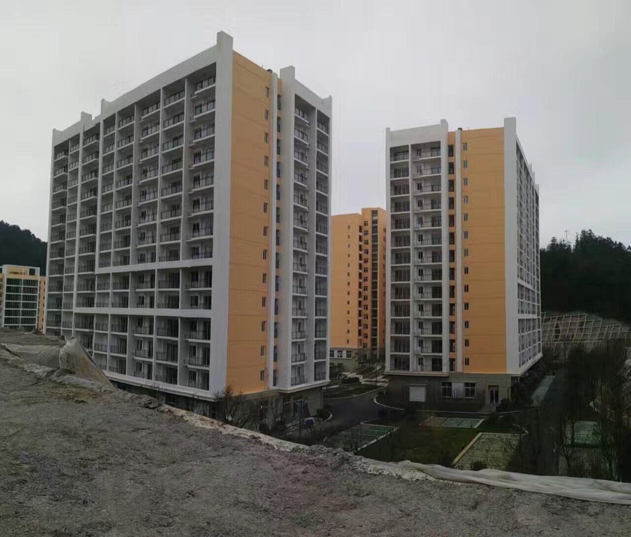 贵州省都匀市公租房项目